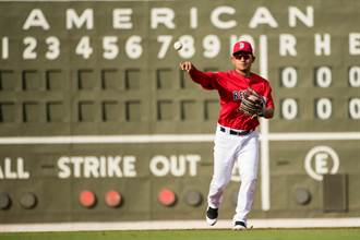 MLB》連打都沒打 林子偉左腿緊繃退場