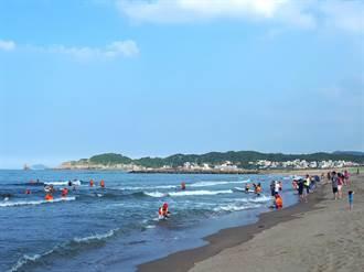 北海道不能去還有北海岸 新北推金山四季旅