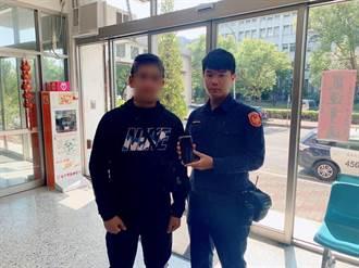 菲籍移工失手機 警流利英語助領回