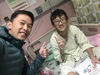 癌童4度化療仍奮力學習 國中技藝競賽獲佳績
