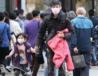 明北台灣急凍剩13度 這天開始天氣好轉