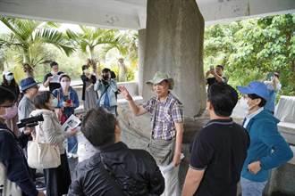 學者組團普查恆春文物 發現有強化教育與觀光發展的潛能