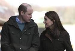 影》玩笑話?威廉王子:我與凱特正在散播新冠病毒