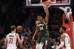 NBA》字母哥抱怨:球員不該幫忙招募