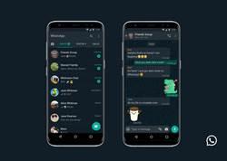 App好物》WhatsApp導入深色模式 晚上傳訊不再刺眼