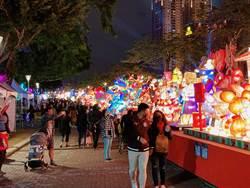 高雄燈會藝術節 創95%遊客新高滿意度
