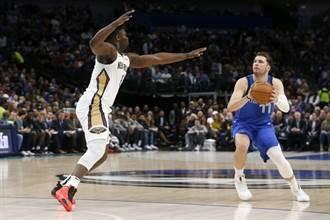 NBA》爆鞋哥首次背靠背 鵜鶘OT吞敗
