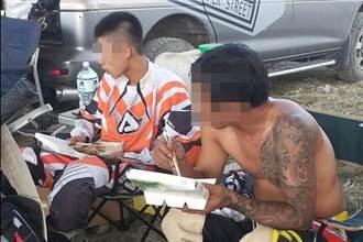襲擊蔡阿嘎夫妻  歹徒2人為排氣管改裝廠同事