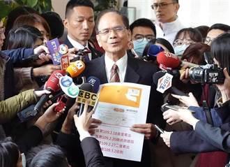 游錫堃巡簽說 引爆《靠北警察》怨:你在寫爆料公社嗎?