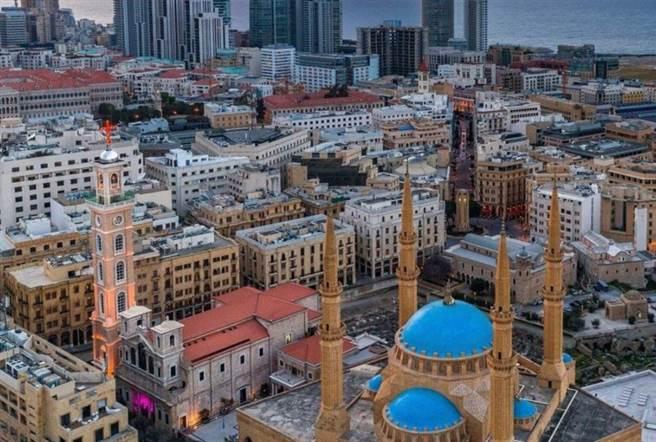 新興目的地_第3位_黎巴嫩貝魯特。(Tripadvisor提供)