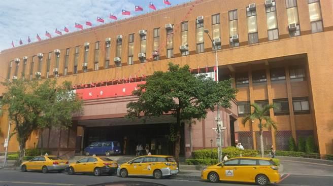 台北地檢署(陳志賢攝)