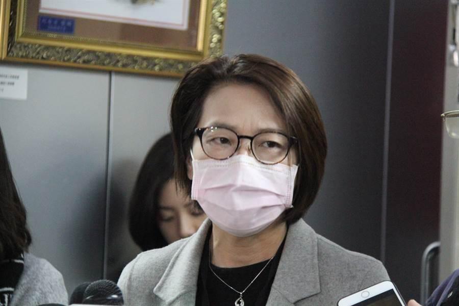 台北市副市長黃珊珊。(圖/本報資料照,譚宇哲攝)