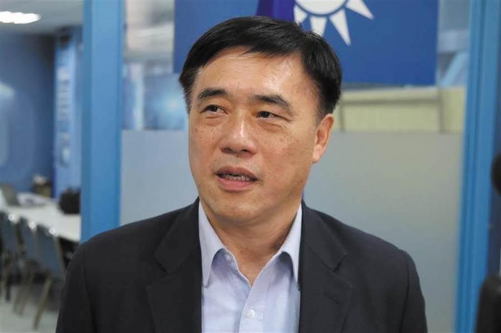 郝龍斌參與國民黨主席補選,最後敗給江啟臣。(本報系資料照片)