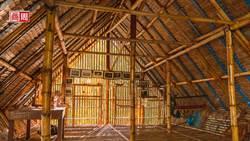竹建築風潮再起》以竹為鋼骨造房 現身校園、餐廳