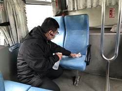 竹市3大交通運輸全面加強消毒防疫