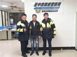 迷路移工講越語 員警翻譯軟體溝通還載回住處