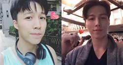 林瑞陽29歲兒「男神級顏值」!丟偶包惡搞自拍粉絲樂歪