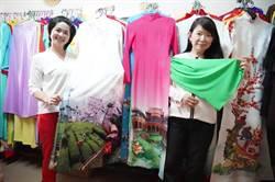 廖素惠拜訪越在嘉文化棧 帶領台灣世代挺新住民