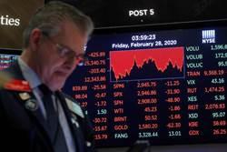經濟數據超亮眼仍沒效! 美股開盤暴跌近800點