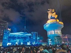 高雄燈會藝術節 95%遊客滿意