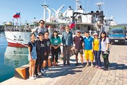 200隻現蹤 太平島是最美海龜島