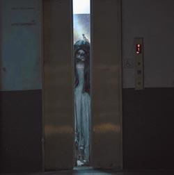 旅日潮模拍《女鬼橋》 呂洋子來台嚇人
