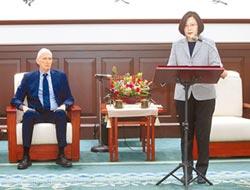 台北法案過關 美力挺台參與國際