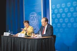 IMF看淡全球GDP 陸增速低於5.6%