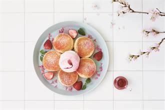 餐桌賞花樂!櫻花舒芙蕾、花香草莓拿鐵品春意