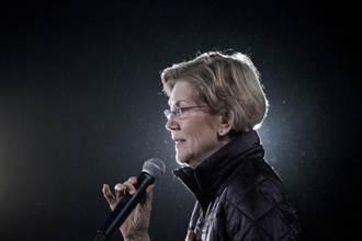 退出民主黨初選 華倫:美出現女總統只能再等4年