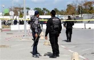 突尼西亞美國大使館附近遭自殺炸彈攻擊 5員警傷