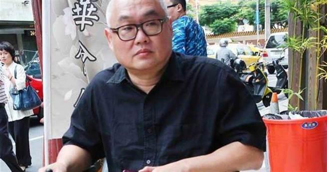 廣告鬼才導演范可欽遭通緝,昨晚被台中市警方逮捕移送台北地檢署歸案。(圖/報系資料照)