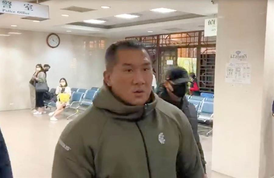 館長被李天鐸網罵有7前科,館長一狀告上法院。(張孝義攝)