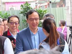 黨主席補選/朱立倫:今天起捲起袖子推動改革