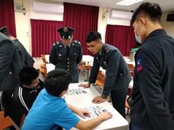 基隆高中響應陸專「勇士回母校」 邀畢業生返校談夢想