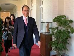 江啟臣當選國民黨主席 游錫堃:相信朝野將會有更多共識
