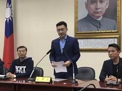 江啟臣當選國民黨黨魁 最短時間將黨務人事就定位