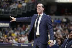 NBA》東區第7還被砍 籃網開除艾金生