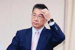 徐國勇違法「超前部署」