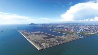 高雄港洲際二期填海造陸 交地