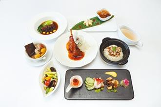 飯店防疫食補料理饕客