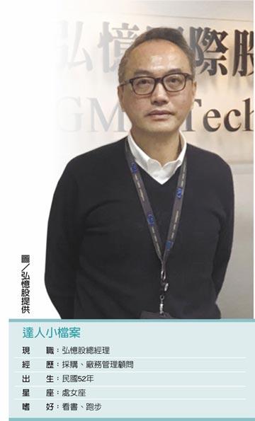 職場達人-弘憶股總經理 劉彥輝臨危受命 帶公司挺過低潮