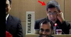 泰國代表「泰式酸辣」嗆爆WHO!全場忍不住笑出聲 影片曝光