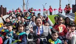 新竹縣長楊文科拍板3年2億 打造22座「特色公園」