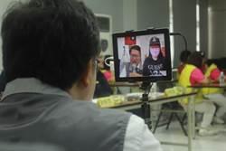 與鄭文燦視訊 韓籍女大生說秘密
