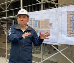 蘆洲警分局新大樓明年3月啟用 中央環保署小組去留惹爭議