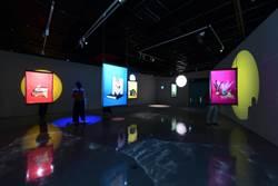 國美館推出「感官瑜珈」展覽 以五感及潛在意識傳達意念