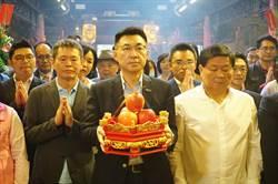 江啟臣談國際關係 「美中台」需要健康平衡