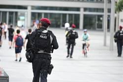 發揮偵察專長  新加坡警察助追蹤新冠接觸人士