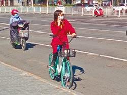北京共享單車強勢回歸